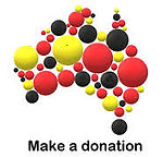 Make a Donation Australia dotpainting.jp