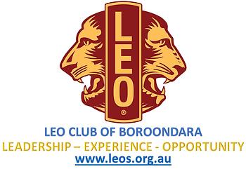 New LEO Club Logo v2 (LEO Club of Boroon