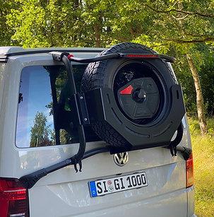 Ersatzradträger für VW T6 und T6.1