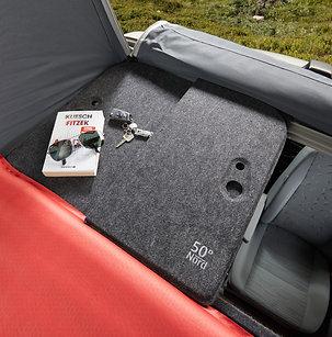 Cali-Schlafboard & Bettverlängerung für VW T5 / T6 California