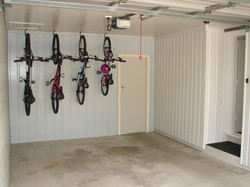 3 Internal Garage and Bike Store
