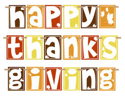Happy Thanksgiving from Helping Hands For Kids!