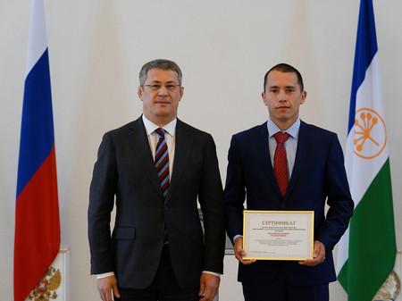 В Башкортостане молодые учителя в сельской местности получили гранты