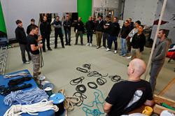 Stunt Rigging course