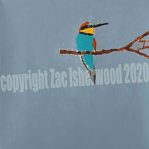 BEE EATER (sold)