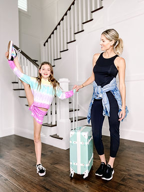 Dance Mom Travel Essentials