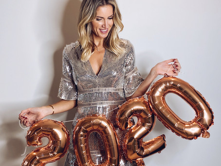 My New Year Intentions - Happy 2020