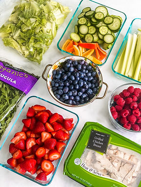 Easy Meal-Prepping Ideas