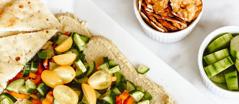 Super Bowl recipes - The Healthy Edition