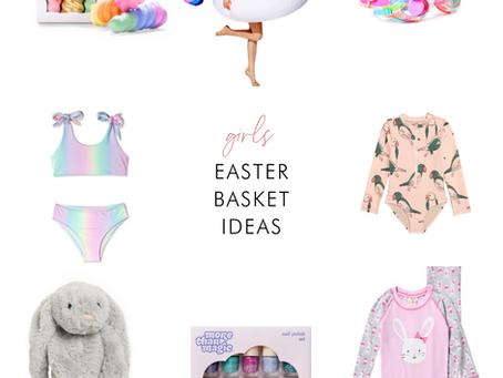 Kid's Easter Basket Ideas