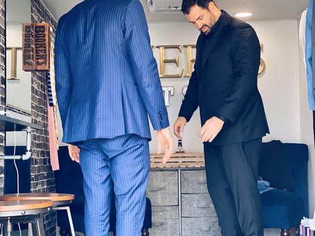 The Perfect Suit - Men's Edition