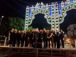 11 Giugno 2019 - Ischia Gospel Choir & Bari Gospel Choir - Dopo concerto