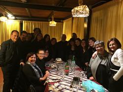 2019 - Ischia Gospel Choir & Modica Gospel Choir - cena dopofestival