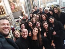 2018 - Ischia Gospel Choir & Anno Domini Gospel Singers