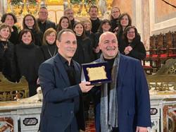 2019 - Ischia Gospel Choir & Modica Gospel Choir - Direttori Mº Aurelio Pitino e Mº Giorgio Rizza