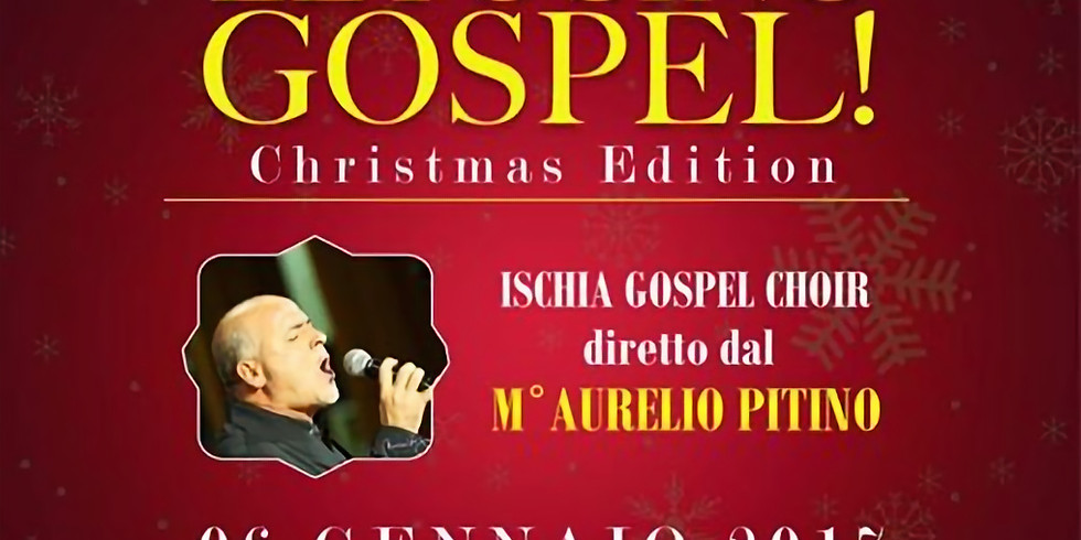 Let's Sing Gospel! Christmas Edition