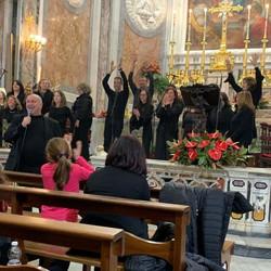 Febbraio 2020 - Ischia Gospel Choir & Roma Gospel Choir in concerto