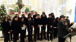 2017 - Ischia Gospel Choir con il Mº Aurelio Pitino nel concerto dell'Epifania «Christmas Edition»