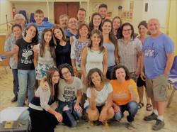 2016 - Laboratorio «Let's sing Gospel!» - Gruppo Ischia