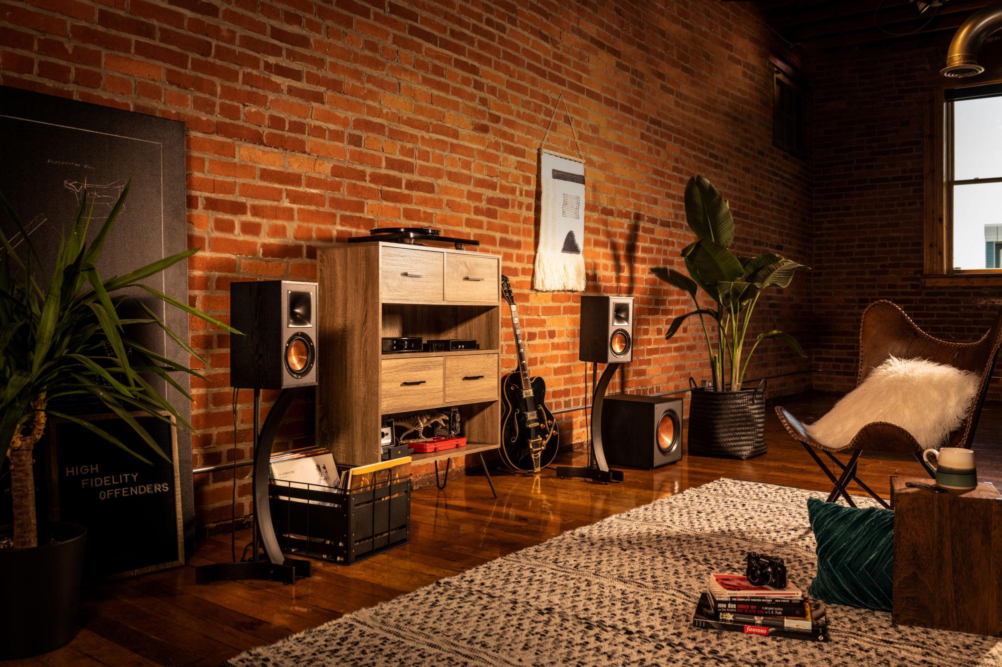 Klipsch-Home-Audio