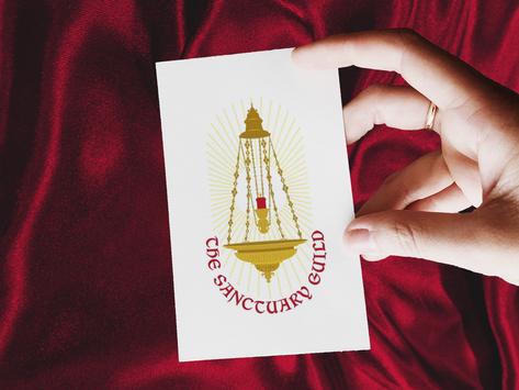 The Sanctuary Guild logo
