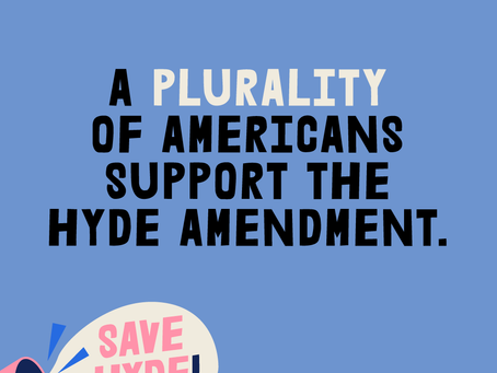 """DFLA's """"Save Hyde"""" Campaign"""