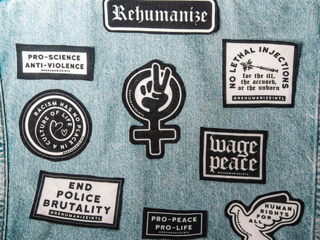 Rehumanize International Patches