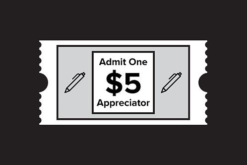 The Appreciator