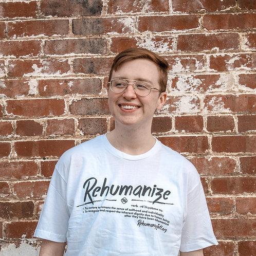 Rehumanize Shirts