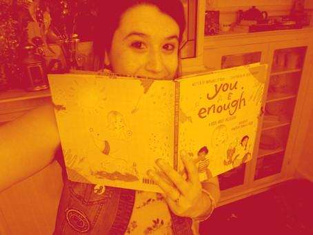"""You Are Enough"": Un brillante libro para niños inspirado por una niña con síndrome de Down"