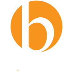 B.Design page d'acceuil