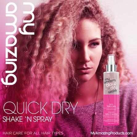 My Amazing Shake 'N Spray