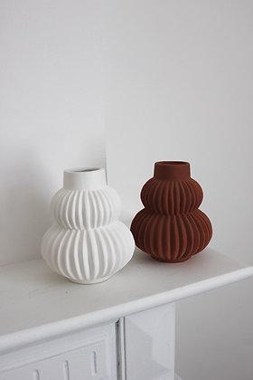Vase MYKONOS (terracotta)