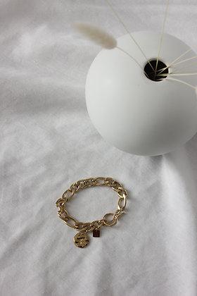 Bracelet grosses mailles SUN