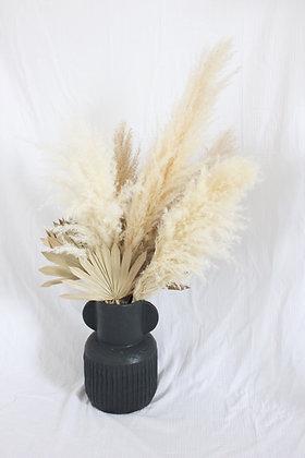 Vase MILES (NOIR)