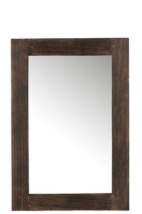 Miroir MARRON