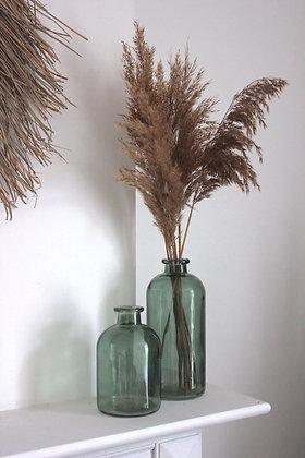 Vase vintage vert (XS-S-M-L)