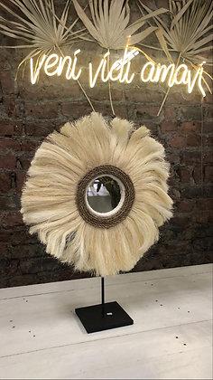 Miroir RAYUNG Blanc