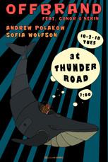 Offbrand 8 Thunder Road