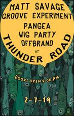 Offbrand 10 Thunder Road