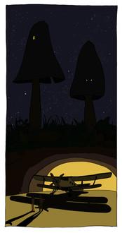 Mushroom Runway