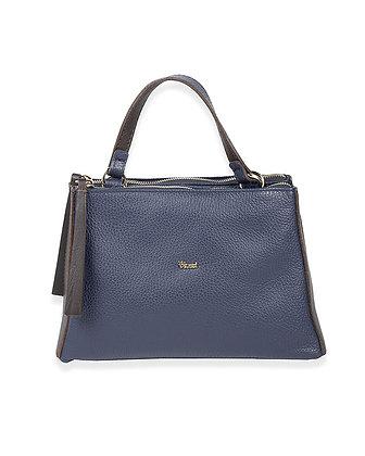 Bruno Rossi - The Carissima Twin Zip Bag Small