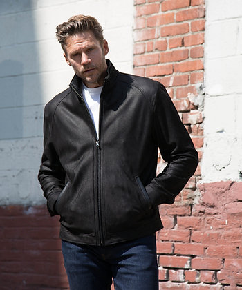 Remy Leather - The Finest- Hand Cut Jacket  U.S.A.