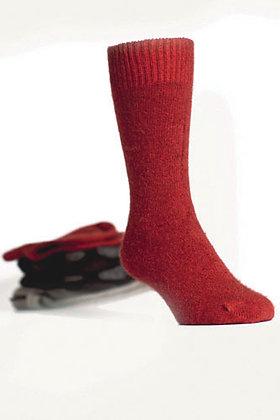 Koru - Fur Merino and Silk Socks