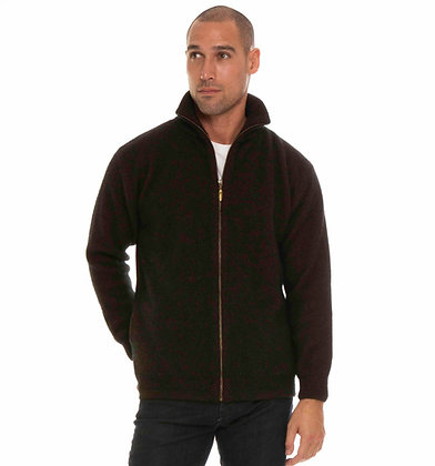 Koru - Mens Full Zip Sweater