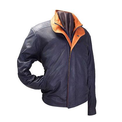 Remy Lite Double Collar Blousant Jacket