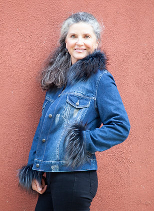 Made for Us! Denim and Fox- Fabulous!