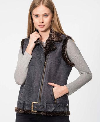 Made for Us! Astra Fur Vest
