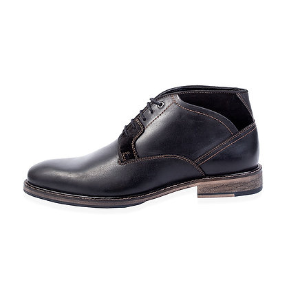 Testosterone - The Air Wing Chukka Boot Black