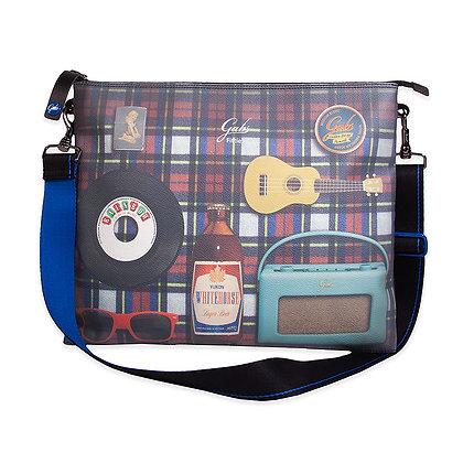 Gabs Crossbody Messenger Bag